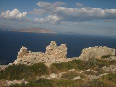 Medieval ruins, Paleokastro