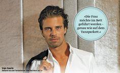 Der Ex-Bachelor und Frauenheld Vujo Gavric weiss, wie er bei den Frauen landen kann.
