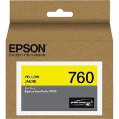 Epson America - Ultrachrome HD Photo Yellow