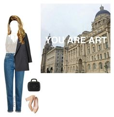 """""""tu es de l'art"""" by melancholiah ❤ liked on Polyvore featuring Topshop, STELLA McCARTNEY, H&M and Chanel"""