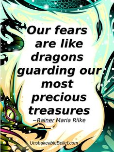 Our fears are like dragons Care About You Quotes, Great Quotes About Life, Positive Inspiration, Business Inspiration, Inspiration Quotes, Eragon Quotes, Daily Quotes, Life Quotes, Qoutes