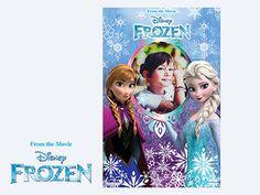 Poster Frozen Personnalisé pour Enfants - PhotoBox