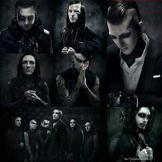 Motionless in white aka my new obsession!