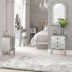 Toulouse Furniture Dunelm