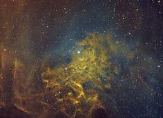 Fire in the Sky: Nebula Burns Brightly in Skywatcher Photo http://oak.ctx.ly/r/1z4x1