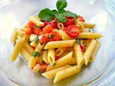crudaiola: η πιο αγαπημένη καλοκαιρινή συνταγή μακαρόνια με ωμή ντομάτα 🍅
