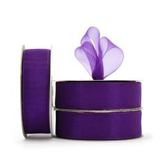 Organza Ribbon Woven Edge - Whether you use plain fabric ribbon, decorative fabric ribbon, poly ribbon or pullbows, ribbon adds a great finishing touch to every gift. Your flowers, chocolates, bottle of wine or specially wrapped present will go down a treat with a beautiful bow to embellish it. We also do branded or logo printed ribbon in large runs, email us with your requirements and we'll see what we can do. Gift wrapping, Birthday, Christmas, Baby shower, Decorations,Wedding.