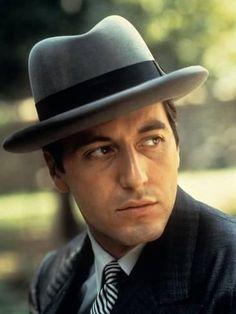If I could have any man, from any point of time, it would be Al Pacino circa 1972 as Michael Corleone. So gorgeous (Note: I would probably take Al Pacino as he presently is if the opportunity presented itself. The Godfather 1972, Godfather Movie, Godfather Series, Godfather Tattoo, Cinema Tv, I Love Cinema, Young Al Pacino, Donnie Brasco, Don Corleone