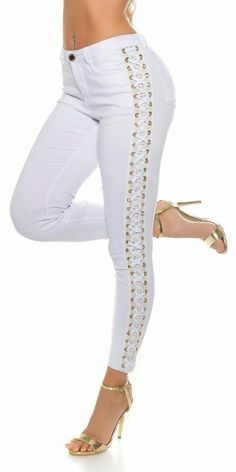 Pantalón Classy Outfits, New Outfits, Stylish Outfits, Beautiful Outfits, Fashion Outfits, Womens Fashion, Jeans Sequins, Sequin Jeans, Camo Jacket Women
