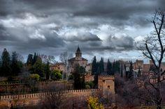 Alhambra by gune01, via Flickr