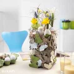 1000 bilder zu ostern auf pinterest ostereier schmuck und ostereier dekorieren. Black Bedroom Furniture Sets. Home Design Ideas