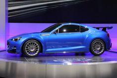 Subaru BRZ STI planned