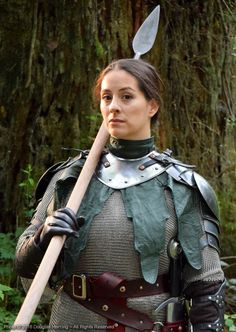 Oberonsson on Art Female Armor, Female Knight, Medieval Weapons, Medieval Knight, Knight In Shining Armor, Poses References, Female Characters, August 9, Character Design