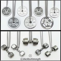 What's your favorite Shields of Strength necklace?