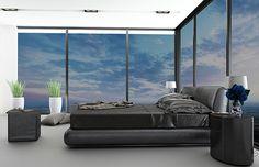 חדרי שינה מודרני