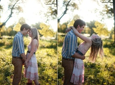 Tennessee engagement session by Amber Davis Photography #love #sweet #romantic