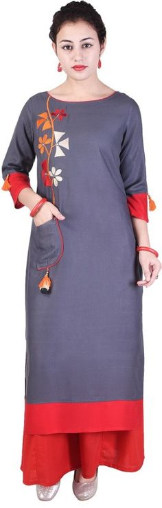 For Enquiry and Booking on 💓💓 Kurti set: variable fabric with variable price, single piece on wholesale price. Kurtha Designs, Blouse Designs, Mehndi Designs, Designer Kurtis Online, Knit Cardigan Pattern, Frocks For Girls, Indian Designer Wear, Indian Wear, 1 Piece