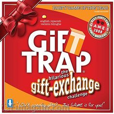 GiftTRAP * Find out more about the great product at the image link. (This is an affiliate link) #BoardGames
