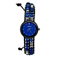 Orologio Blue Cosmo by Winky Designs