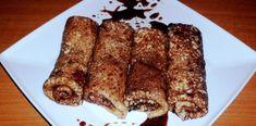 alom-finom-kefires-palacsinta-puha-es-konnyed-teszta-meg-toltelek-nelkul-is-csodas Waffles, Pancakes, Hungarian Recipes, Hungarian Food, Crepe Cake, Mille Crepe, Crepes, Main Dishes, Food And Drink
