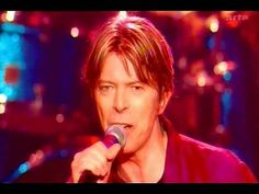 """David Bowie - Everyone Says Hi (Live)  """"Don't stay in a sad place where they don't care how you are."""""""