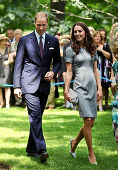 """Dear Kate, Thank you for bringing """"lady-like"""" back into fashion."""