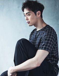 Kim Jae Won - Sure Magazine May Issue '15