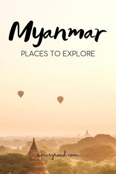 Are you heading to Myanmar soon? Here are my recommended 8 things you must see in Myanmar plus travel tips for backpacking Travel Trip Travel Travel Getaways Getaways Travel Guides, Travel Tips, Budget Travel, Travel Advise, Travel Hacks, Travel Packing, Solo Travel, Travel Destinations, Myanmar Travel