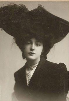 Evelyn Nesbit (Vintage Photography)