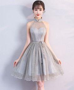 9194f818f Las 15 mejores imágenes de Vestido de cuello alto