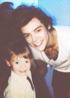 Harry & Baby Harry NOPE