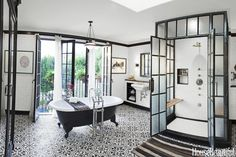 30 Unique Bathroom Ideas to Steal | Warner Home Group of Keller Williams Realty, #Nashville #RealEstate www.warnerhomegroup.com C: 615.804.6029 O: 615.778.1818