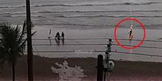 Impactante : Mujer es alcanzada por un rayo en #Brasil #video - https://infouno.cl/impactante-mujer-es-alcanzada-por-un-rayo-en-brasil-video/