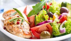 Η διατροφή με κοτόπουλο είναι μια εξαιρετική επιλογή για απώλεια βάρους.  Απορροφάται πολύ...