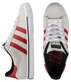 hot sales a1355 2d30c Adidas Campus Vulc Shoes - Running WhiteUniversity RedBlack 63.50 adidas