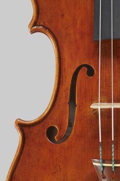Daniele Scolari - Violino modello A. & H. Amati (1603) - anno di costruzione: 2008