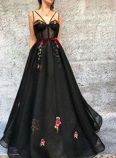 •p i n t e r e s t• CEZARA Black Prom Dresses b55831cc0