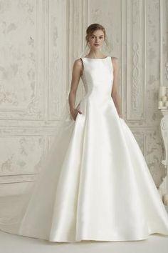 01088ba964bd Pronovias Best Designer Wedding Dresses+Plus Size | Jaehee Bridal Atelier |  Jaehee Bridal One