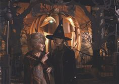 Marnie From 'Halloweentown' Reveals Her Costume DIY Tricks And More
