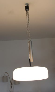 UFO Pendant Lamp from Staff, 1970s 8