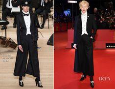 Tilda Swinton In Chanel – 'Isle of Dogs' Berlinale International Film Festival Premiere