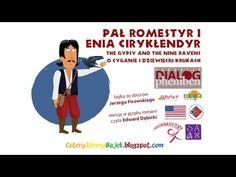 Fairy tales from diverse cultures, cartoons for children.. Envios de Cztery Strony Bajek (playlist)