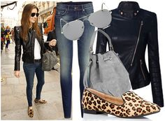 Miranda Kerr's Street Style Look for Less | ModaMob