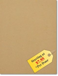 mdf cabinet doors…really cheap kitchen cabinet doors