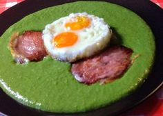 Spenótfőzelék és ham and eggs Ham And Eggs, Favorite Recipes, Meals, Breakfast, Ethnic Recipes, Food, Google, Morning Coffee, Meal