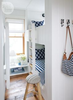 House Tour: Nautical Boathouse