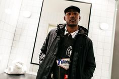 Skepta+presents+Mains,+his+new+clothing+line