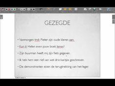 Les 3: Grammatica woordsoorten.mp4 - YouTube