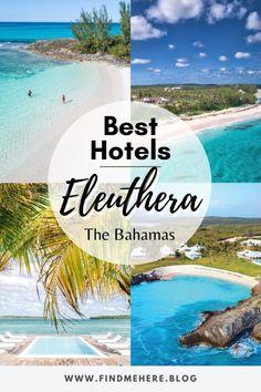 Bahamas Resorts, Eleuthera Bahamas, Bahamas Vacation, Bahamas Cruise, Hotels And Resorts, Best Hotels, Luxury Hotels, Cruise Vacation, Vacation Rentals