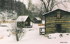 Log Cabin Park, Gays Mills, Wisconsin